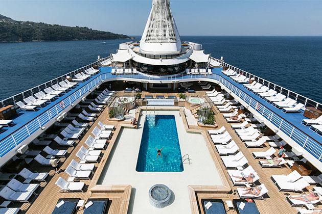 Oceania vs  Celebrity - Cruise Critic