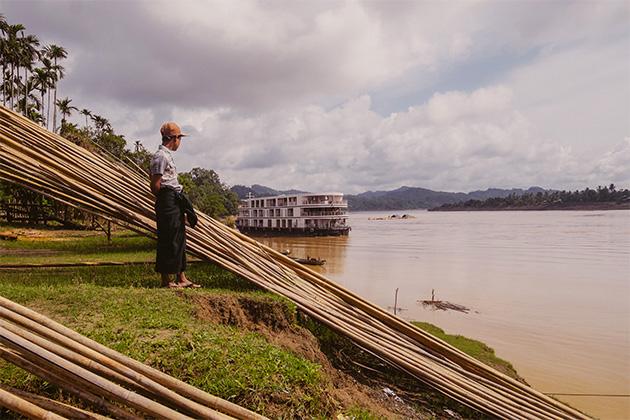 Ananda in Myanmar