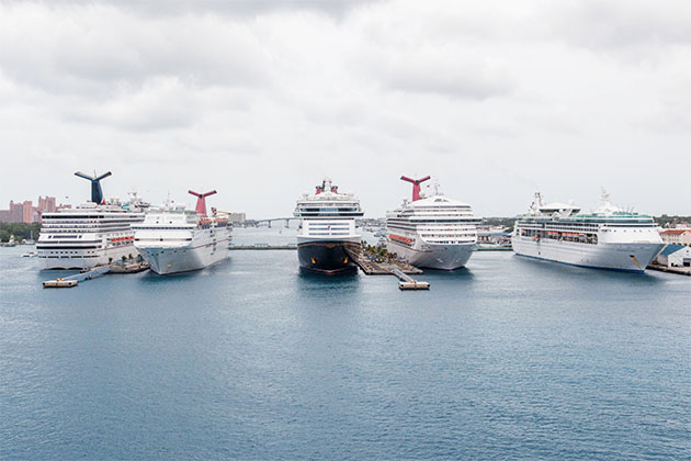 The Cruise Lines List: A Roundup of Different Cruise Lines