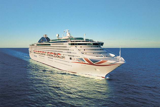 PO Webcams PO Oceana Webcam Cruise Critic - Webcams on cruise ships