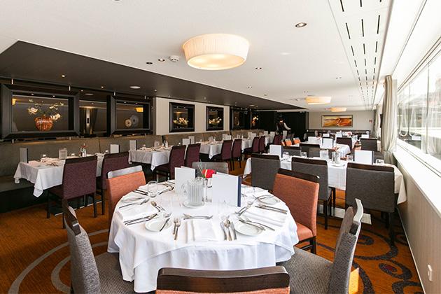 The Dining Room on Avalon Illumination
