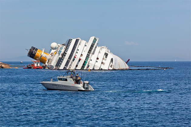Costa Concordia What You Need To Know Cruise Critic - What was the last cruise ship to sink