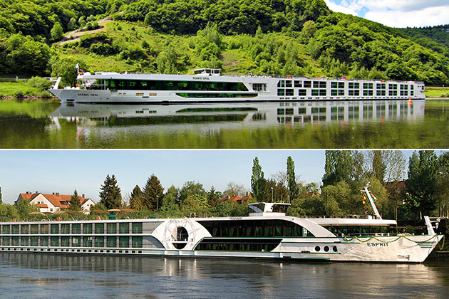 Scenic vs. Tauck River Cruises