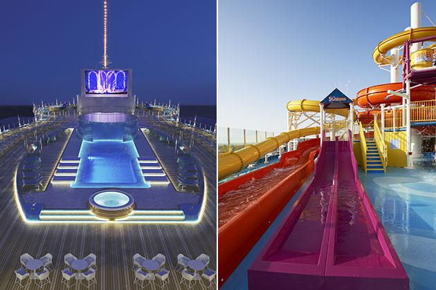 Msc Seaside Vs Carnival Vista Cruise Critic