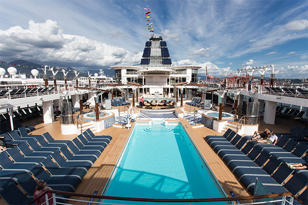 Cruise Ship Ratings from cruise lines like Carnival, Royal ...