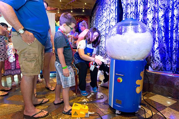 Build-A-Bear on Carnival Cruise Line - Cruise Critic
