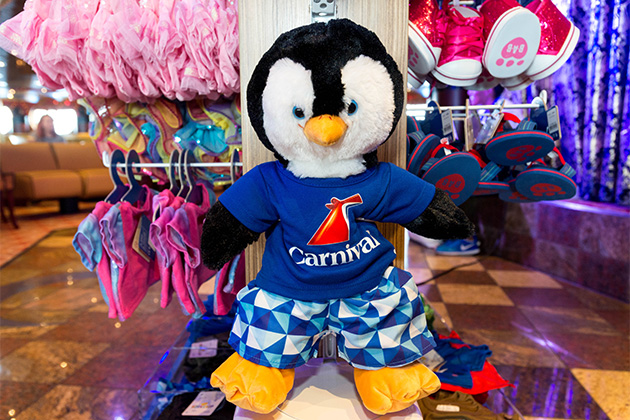 Super Soft Stuffed Animals For Babies, Build A Bear On Carnival Cruise Line