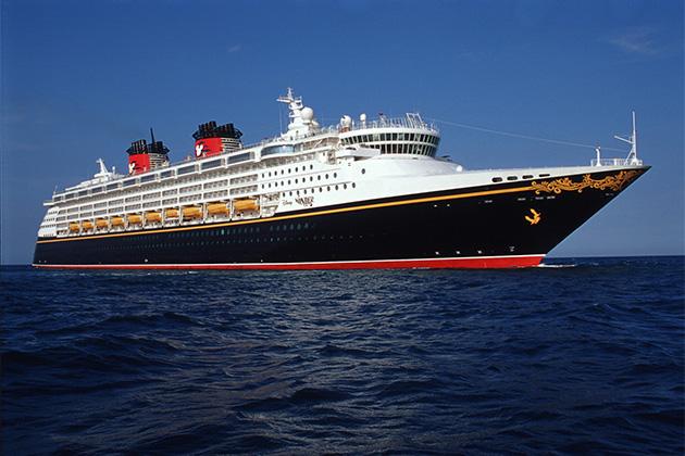 Disney Cruise Line History