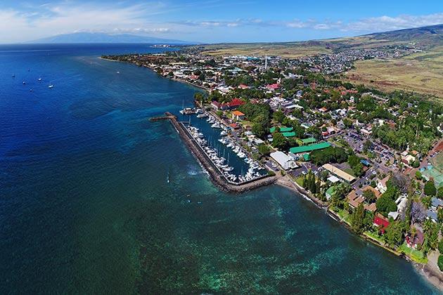 Lahaina, Hawaii.