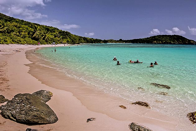 Hawksnest Bay, St. John, U.S. Virgin Islands
