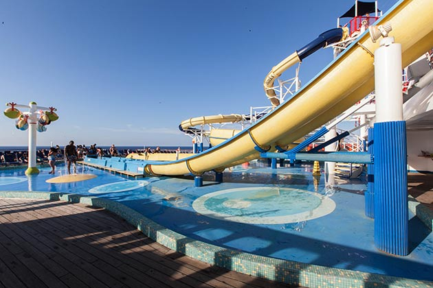 5 Best Cruise Ship Water Parks Cruise Critic