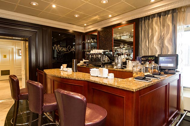 Mosaic Cafe on Azamara Journey