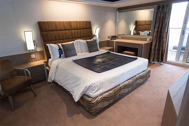 MSC Yacht Club Royal Suite on MSC Seaside