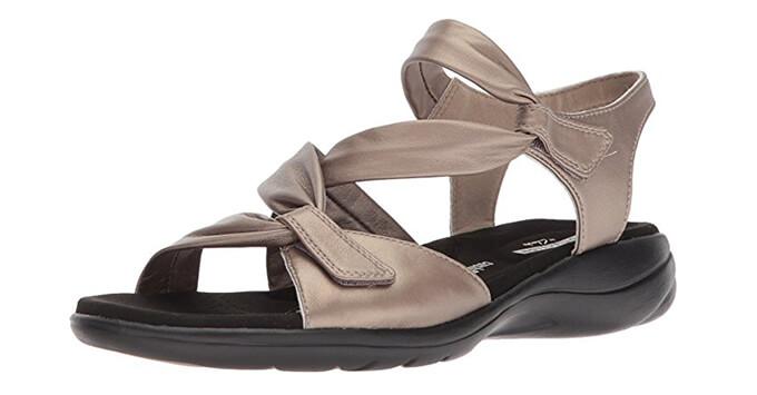 Clarks sporty walking sandals