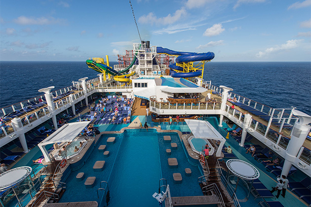 Norwegian Escape
