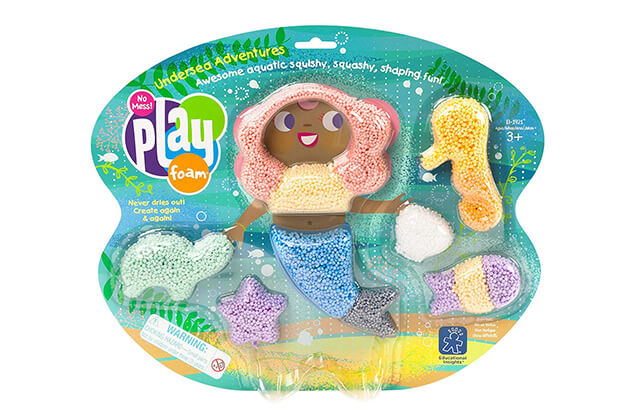Ocean-Themed Playfoam Set