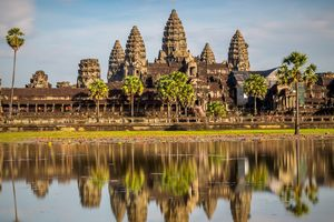 Angkor Wat Temple - photo courtesy of Bule Sky Studio/Shutterstock
