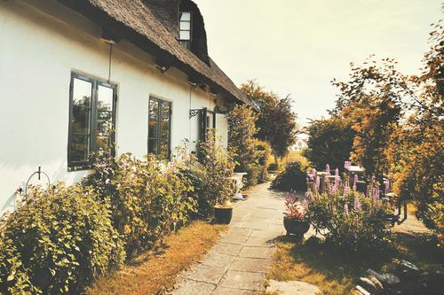 Dragor village, Denmark