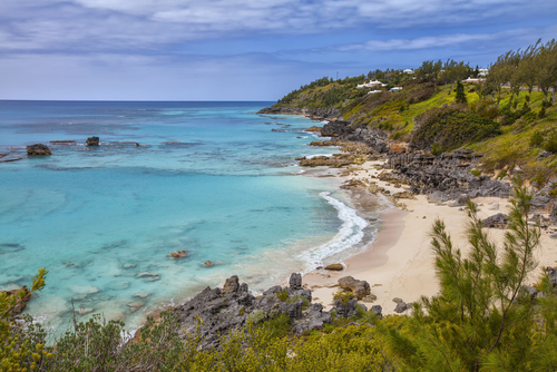 Church Bay Beach, Bermuda