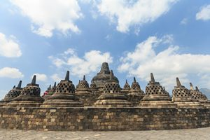 Borobudur Temple - photo courtesy of naturemania/Shutterstock