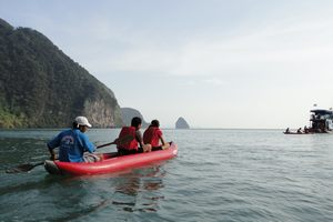 Sea Cave Canoe Adventure - photo courtesy of Ramkishore/TripAdvisor