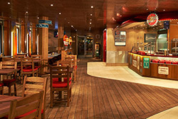 Guy's Burger Joint - photo compliments of Carnival Cruise Lines