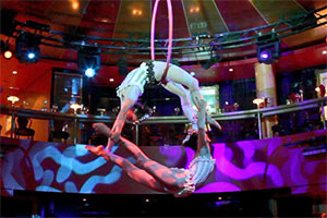 Cirque Dreams - photo courtesy of NCL