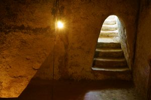 Cu Chi Tunnel - photo courtesy of xuanhuongho/Shutterstock