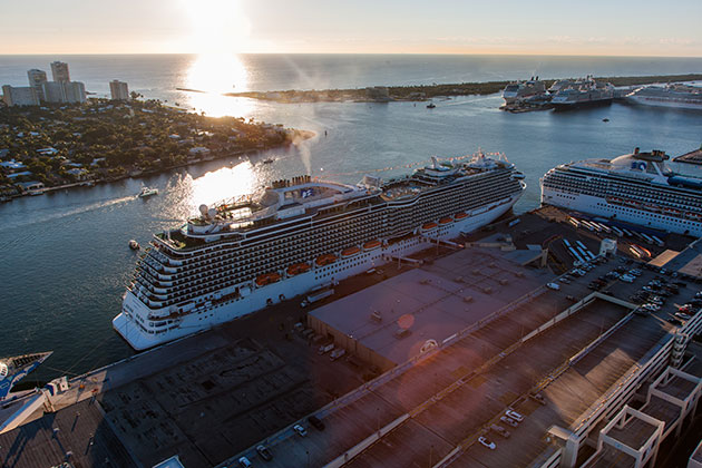 Fort Lauderdale Port Everglades Cruise Port Address Parking Info - Cruises from fort lauderdale