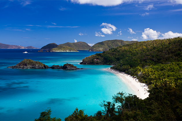 Virgin Island Beaches