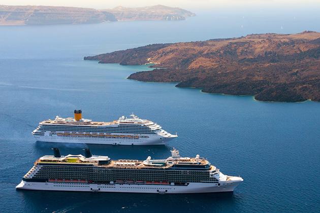 Mediteranean cruise
