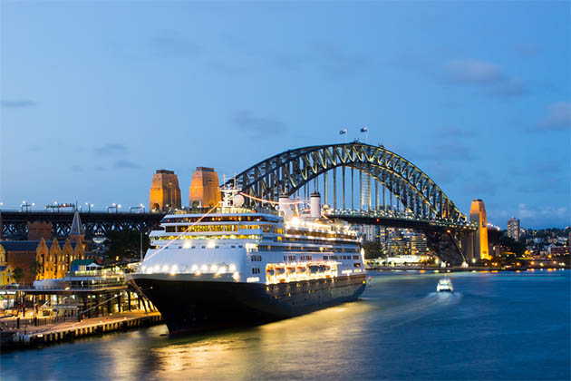 Australia Circumnavigation Cruise Tips