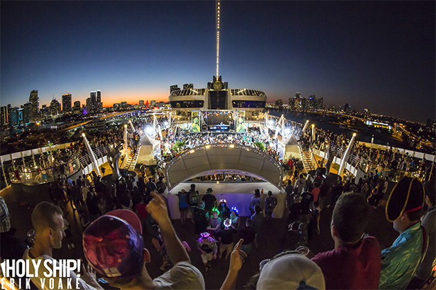 The Holy Ship Cruise