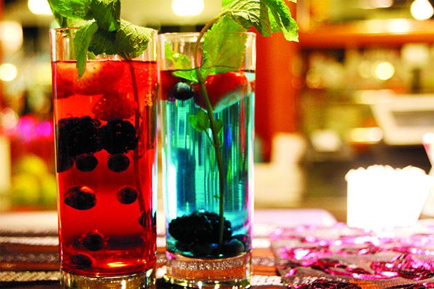Azamara drinks