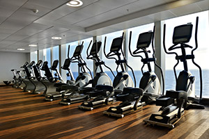 What To Expect On A Cruise Cruise Ship Gyms Cruise Critic
