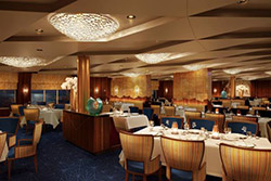 Pinnacle Grill - photo compliments of Holland America Line