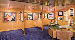 Art At Sea From Auctions To Appreciation  Cruise Critic