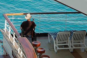 Cruise Travelers With Disabilities Have Concerns That Other Cruisers Might Never Consider Can They Open Their Stateroom Door And Smoothly Roll A Wheelchair