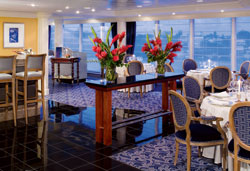 Azamara Cruises Aqualina Restaurant