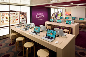 The Celebrity iLounge Offers Computer Classes