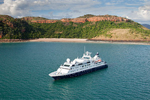 National Geographic Orion Sails to Exotic Destinations