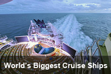 Whats The Best Cruise Ship Size For You Cruise Critic - Biggest cruise ships list