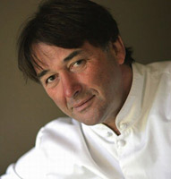 Headshot of Chef Jean-Pierre Vigato