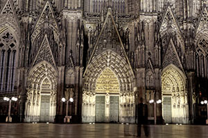 Cologne Cathedral in Cologne, Germany
