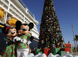 Disney Holiday Cruise