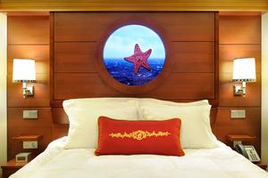 Magic Porthole on Disney Dream