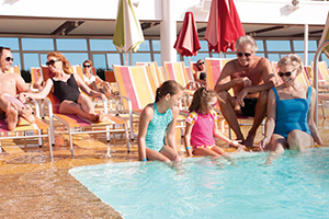 Royal Caribbean Multigenerational Cruise