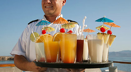 What Drinks Are Free On P O Cruises