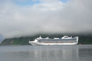 Grand Princess in Norway