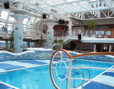 Grand Princess Pool
